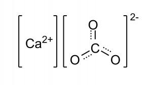 calcium carbonate equation