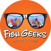 Fish Geeks Logotype-Fish Geeks Aquarium Maintenance Service
