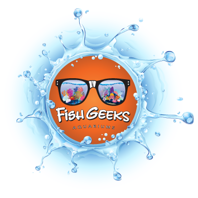 Fish Geeks Logo_Fish Geeks Aquarium Maintenance Service